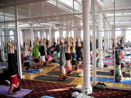 What Ashtanga Yoga Class Is Like