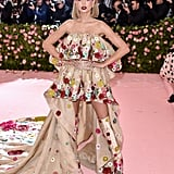 Josephine Skriver at the 2019 Met Gala