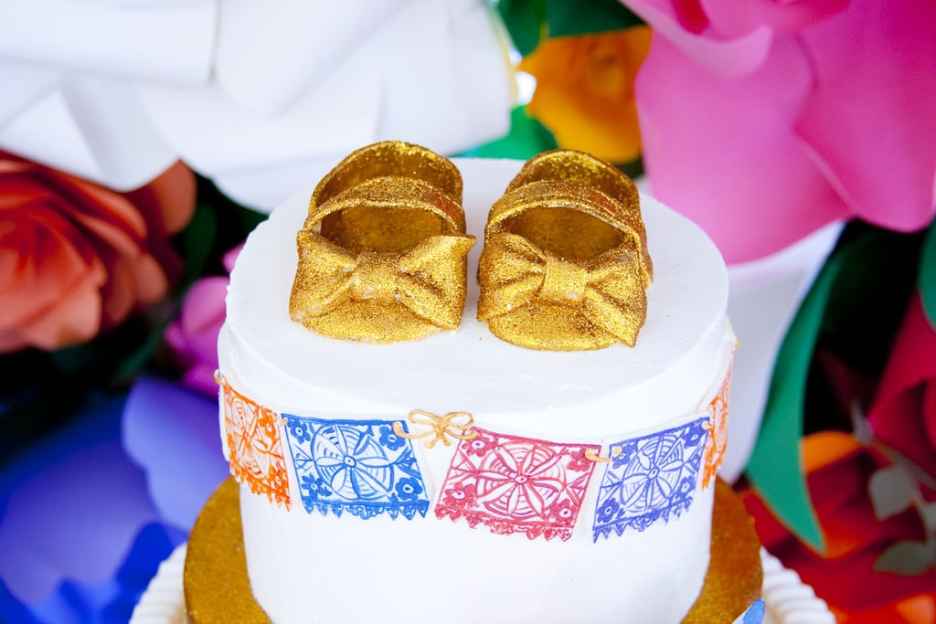 Mexican Baby Showers Games ~ Colorful mexican fiesta baby shower popsugar moms