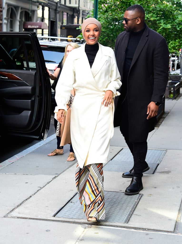 Halima Aden's Outfit