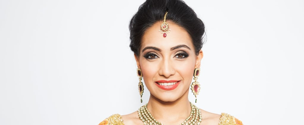 This Indian Bridal Makeup Look Is Perfect For Any Wedding