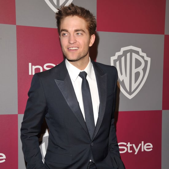 Audio of Robert Pattinson on Ryan Seacrest for Water for Elephants, Breaking Dawn