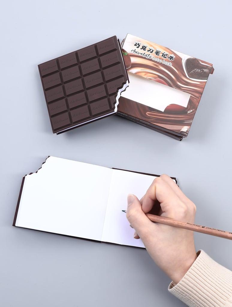 Chocolate Design Memo Pad