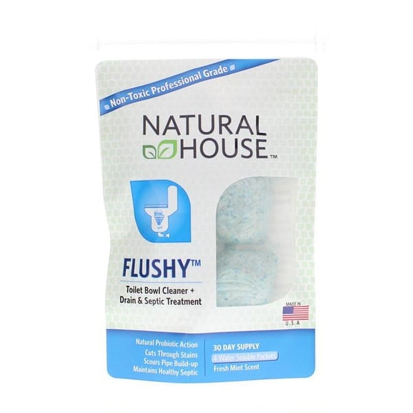 Natural House Flushy Toilet Cleaner