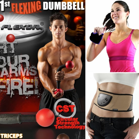 From Silly to Ridiculous: Fitness Gear to Skip in 2012