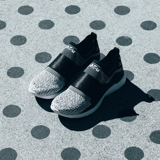 APL TechLoom Sneakers in Neutral Black, White, and Gray