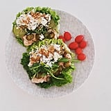 Tuna salad becomes a low-carb, protein-packed dream when you opt for lettuce over bread. Amp up nutrients even more by making this recipe for a veggie-filled tuna salad.