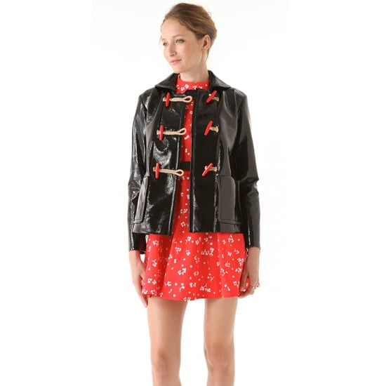Raincoat, approx $570, Sonia by Sonia Rykiel at Shopbop.