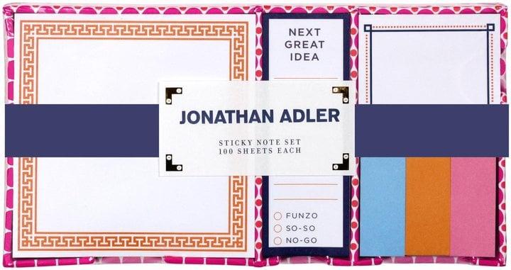 Jonathan Adler Sticky Note Set