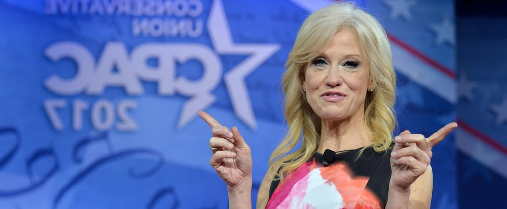 Let's Revisit This Old Kellyanne Conway Tweet About FBI Investigations, Shall We?