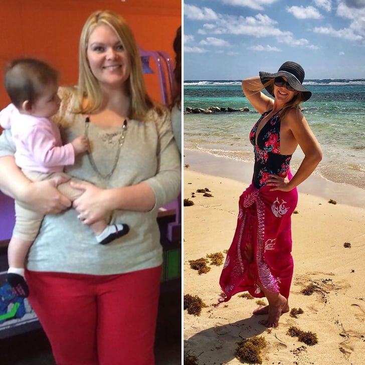 90-Pound Weight Loss Transformation With WW | POPSUGAR Fitness