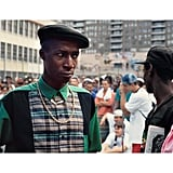 Grandmaster Flash, Rock Steady Park in NYC, 1991