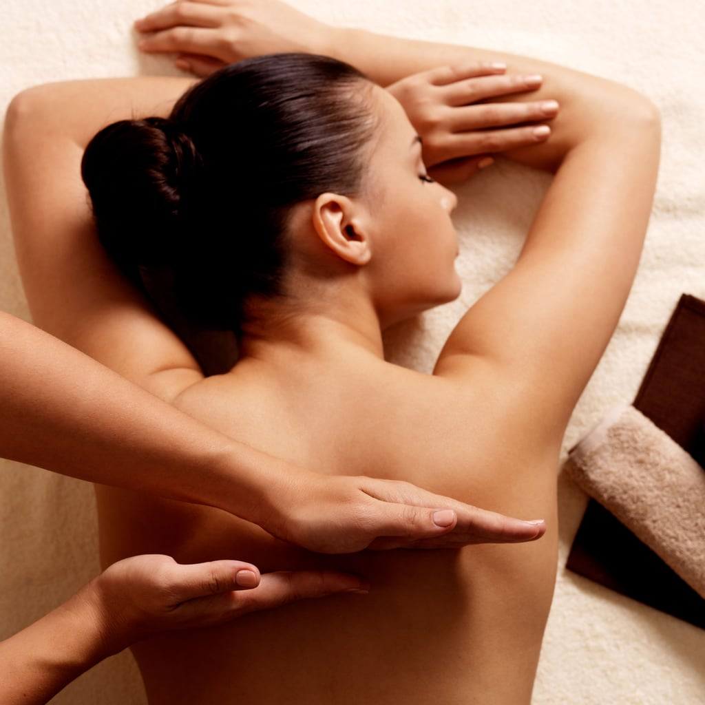 What To Do Before & After The Day Spa; Massage Guidelines