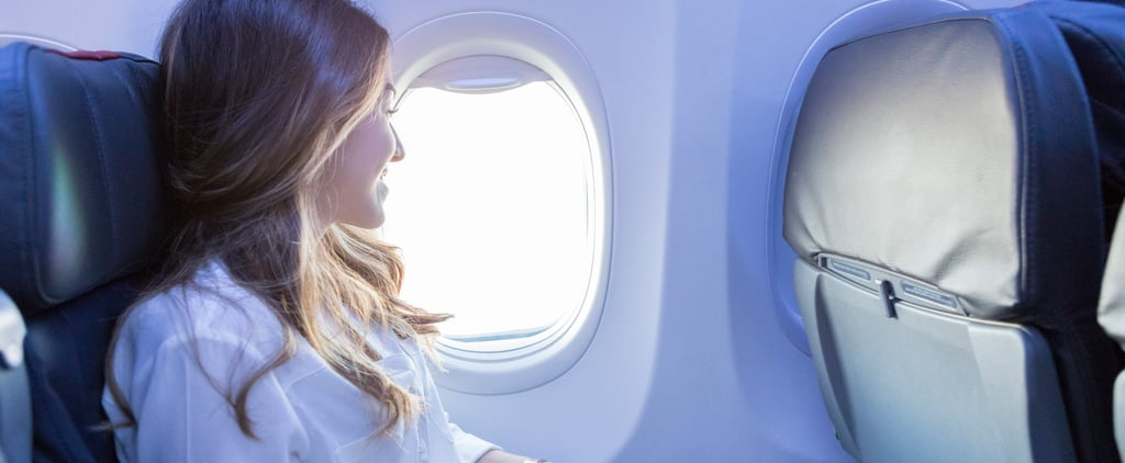 Can a Weighted Blanket Help Nervous Flyers?