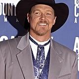 Trace Adkins in 2002