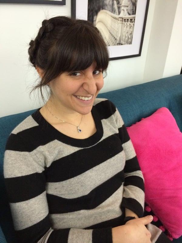 Kate Schweitzer, fashion editor