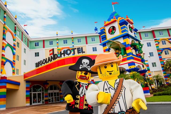 Legoland Hotel Characters | Legoland New York Pictures ...
