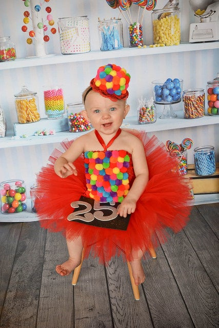 tutu halloween costumes for kids and babies popsugar family