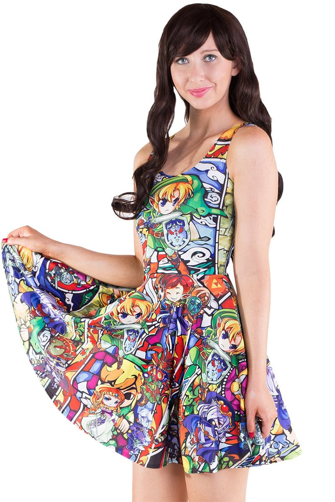 Chibi Zelda Skater Dress ($62)
