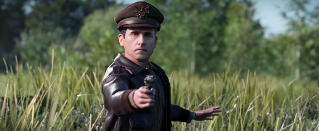 Welcome to Marwen Trailer