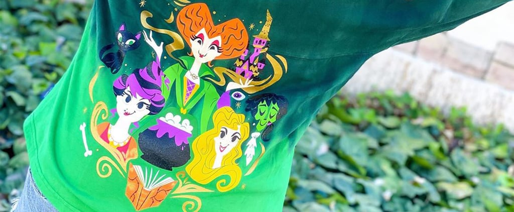 New Hocus Pocus Spirit Jersey Available on ShopDisney