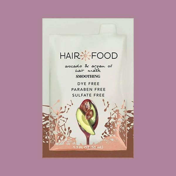 Hair Food Smoothing Hair Mask with Avocado & Argan Oil