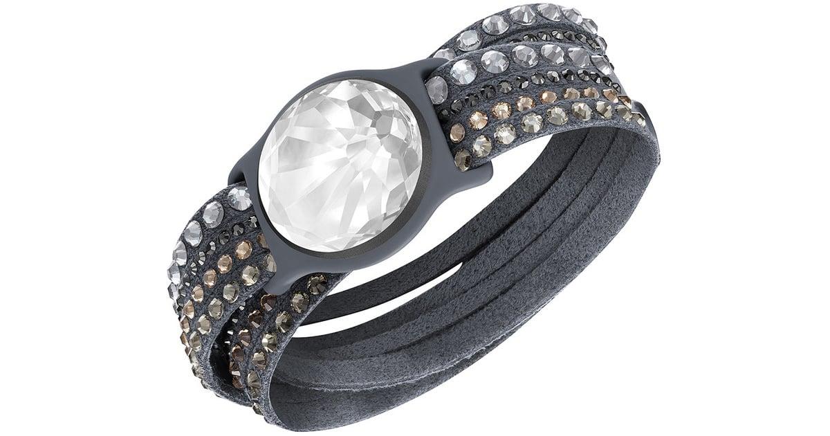 swarovski activity tracker bracelet health and fitness gifts under 100 popsugar fitness. Black Bedroom Furniture Sets. Home Design Ideas