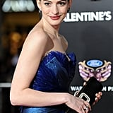 Pictured: Anne Hathaway, (One-eighth of the Ocean's 8, but zero percent Daisy Edgar-Jones)