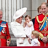 Charles Is Helping His Grandchildren Learn the Royal Ropes