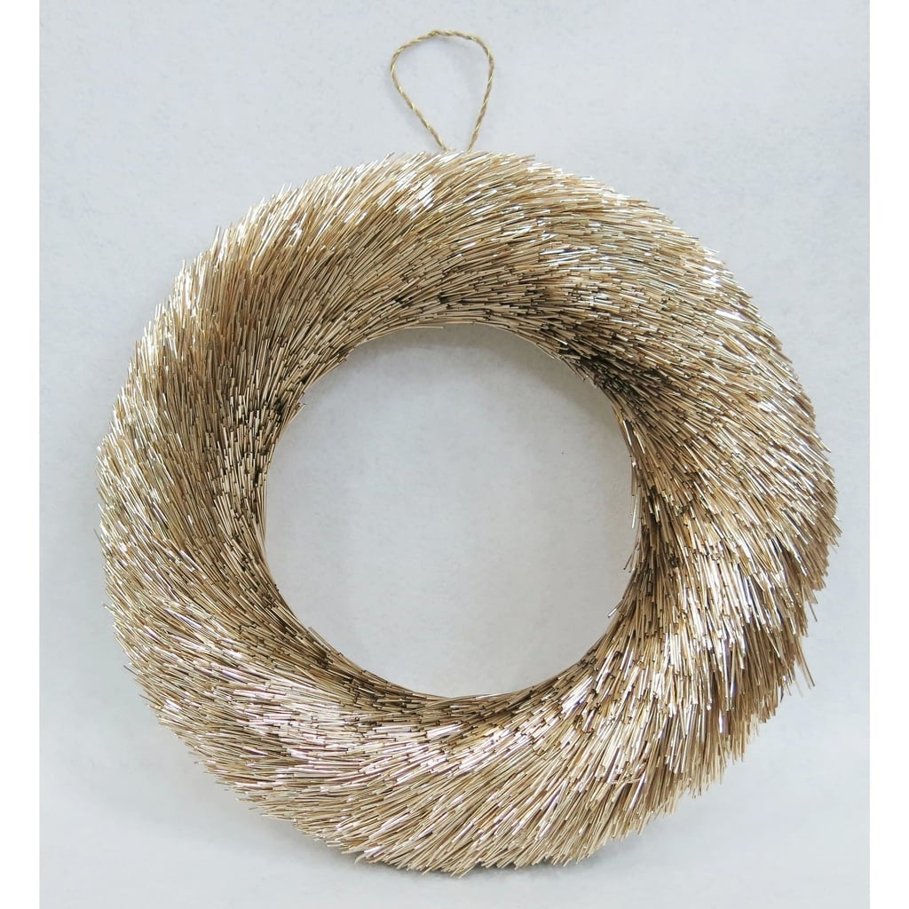 Enchanted Eve Wreath Gold | Best Target Christmas Decorations 2018 ...