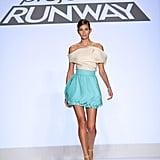 Project Runway, Leanne