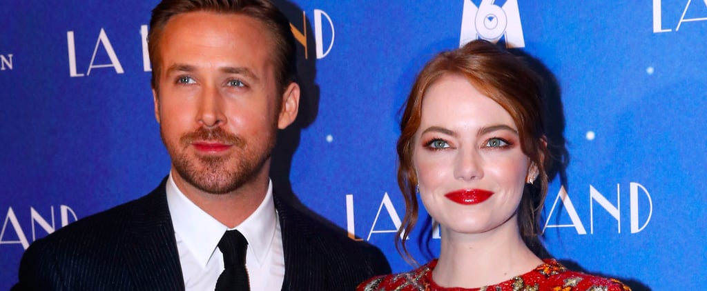 "Ryan Gosling and Emma Stone Bring Their ""City of Stars"" to the City of Light"