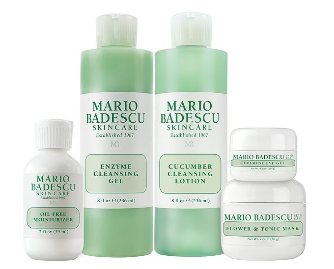 Martha Stewart & Mario Badescu Skin Care 20s 5-Piece Kit | QVC