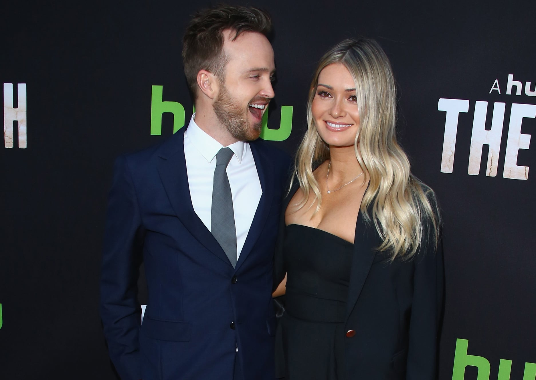 Aaron Paul and Lauren Parsekian Are Expecting Their First Child!