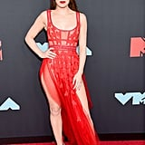 Hailee Steinfeld at the 2019 MTV VMAs