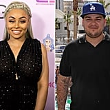 February: Blac Chyna vs. Rob Kardashian