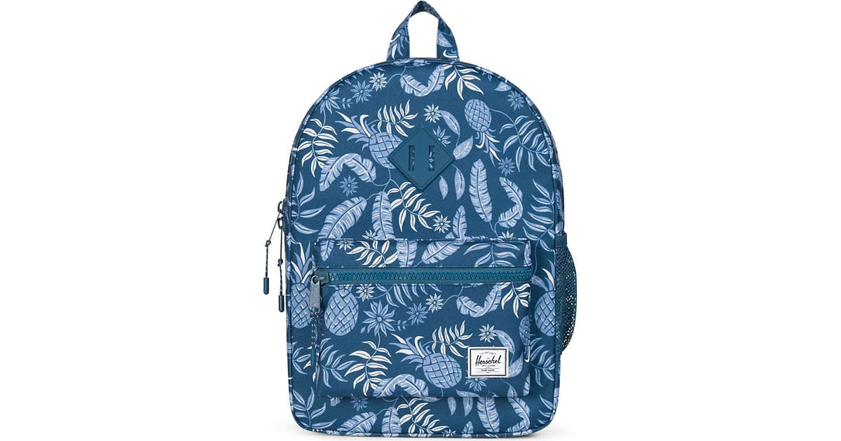 3890f9a093 Herschel Youth Heritage Tropical-Print Backpack