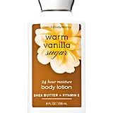 Bath and Body Works Warm Vanilla Sugar Super Smooth Body Lotion