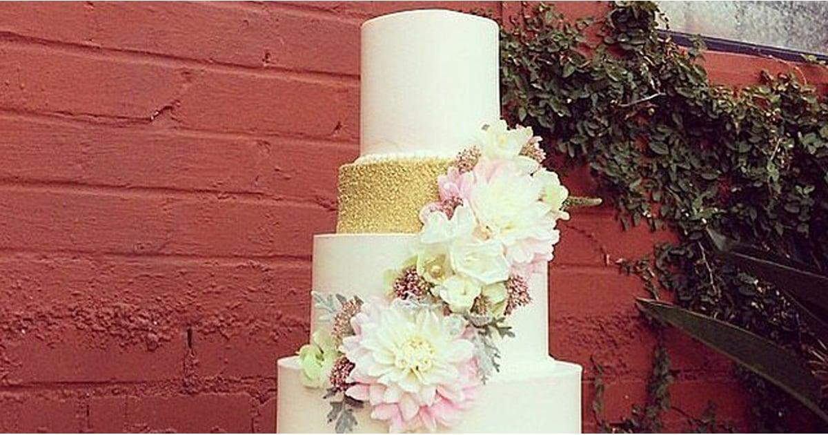 Summer Wedding Cake Ideas Popsugar Food