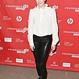 Julianne Moore attended the premiere of Don Jon's Addiction on Friday at Sundance.
