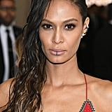Joan Smalls at the Met Gala