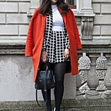 LFW Street Style Day One