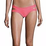 Mikoh Barbados Racerback Bikini Top and Puka Puka Bottoms