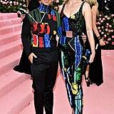 Sophie Turner and Joe Jonas In Louis Vuitton