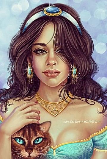 Best Disney Princess Fan Art