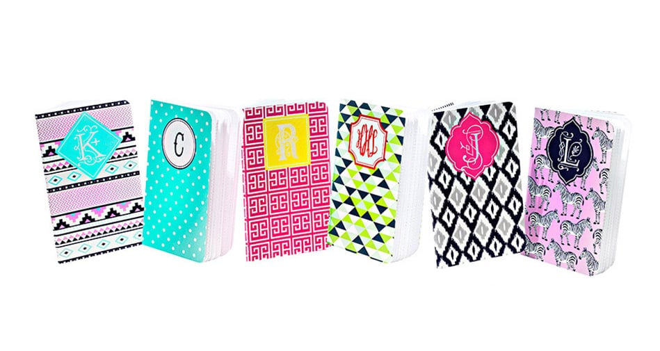 May Design Customizable Notebooks