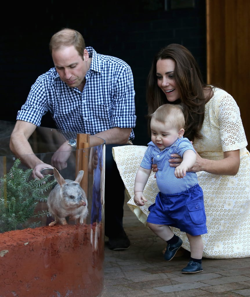 The Royals Celebrate Easter Sunday in Australia | Pictures