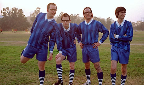 Weezer Writes a New Song For the 2010 World Cup