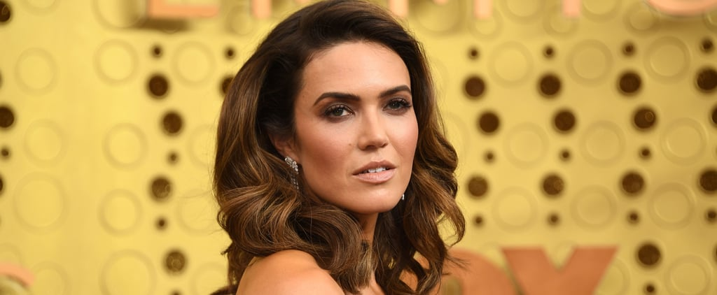 Mandy Moore's Hair at the 2019 Emmys