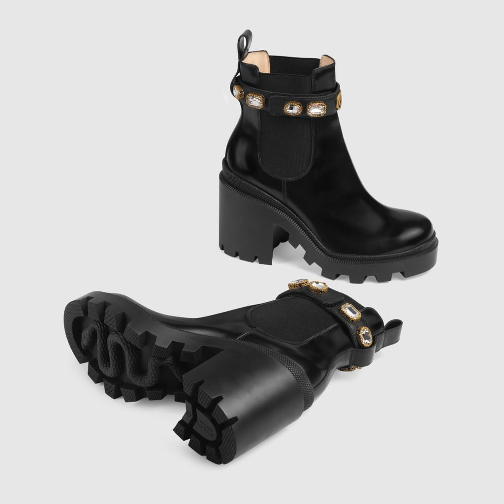 Shop Raven's Gucci Boots